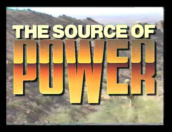 the source of power - le film
